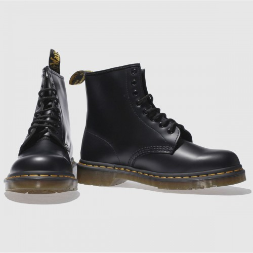 Black 1460 Boots