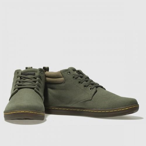 Khaki Maleke Boots