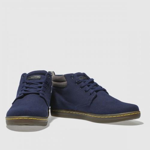 Navy Maleke Boots