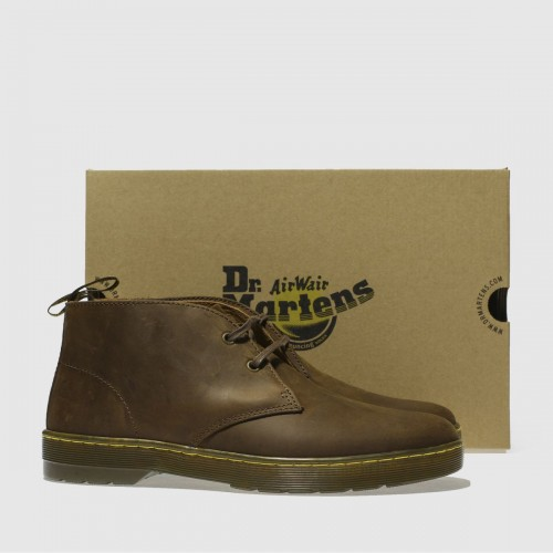 Brown Cabrillo Boots