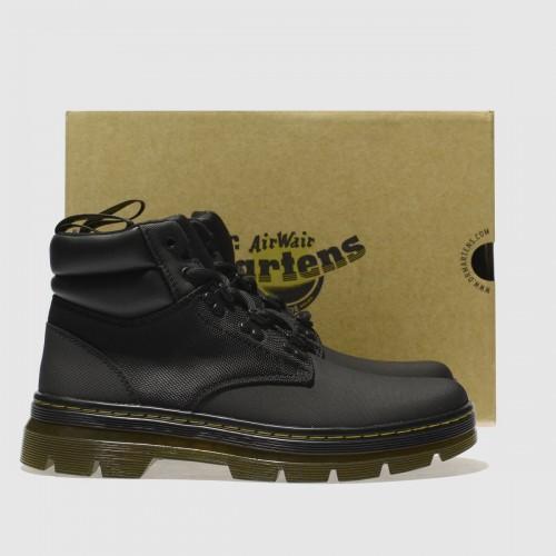 Black Rakim Ajax Boots