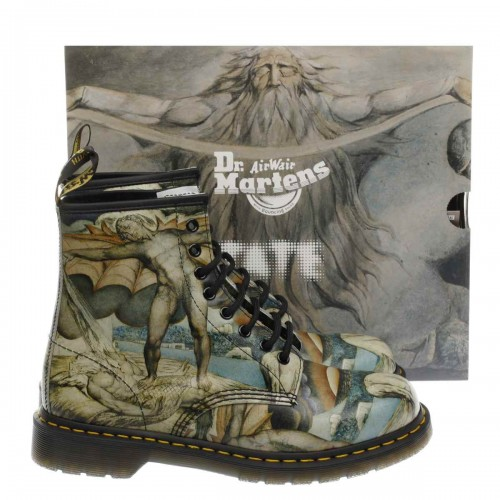Black & Stone 1460 William Blake Boots