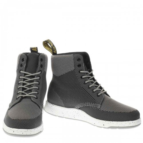 Grey Rigal Boots
