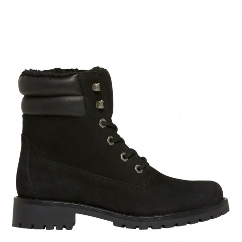 ASHER BLACK NUBUCK