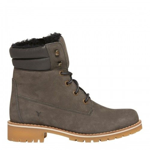 ASHER CHARCOAL NUBUCK
