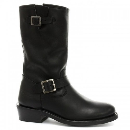 Grinders - Rebel Biker Boot - Black