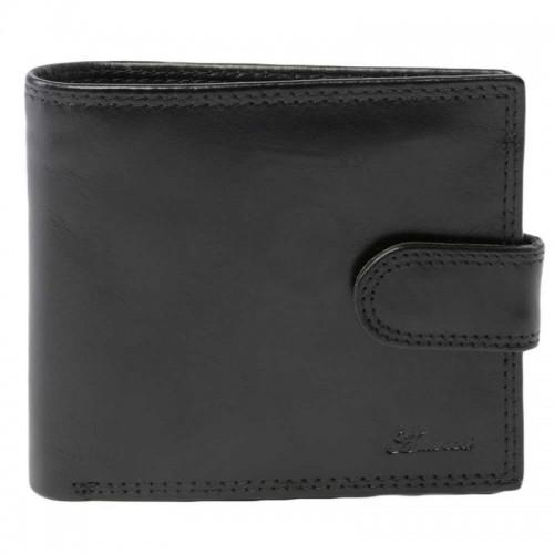 Ashwood - Leather Wallet - 1222 Black