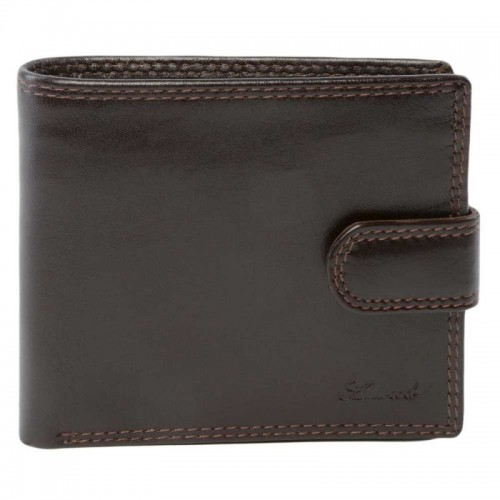 Ashwood - Leather Wallet - 1222 Brown