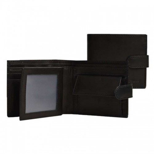 Ashwood - Leather Wallet - 1258 Black