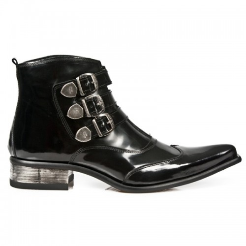 New Rock - M.2286-C10 - Ankle - Shoes