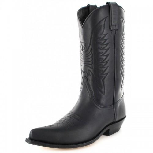 Mayura 020 Cowboy Boot Black
