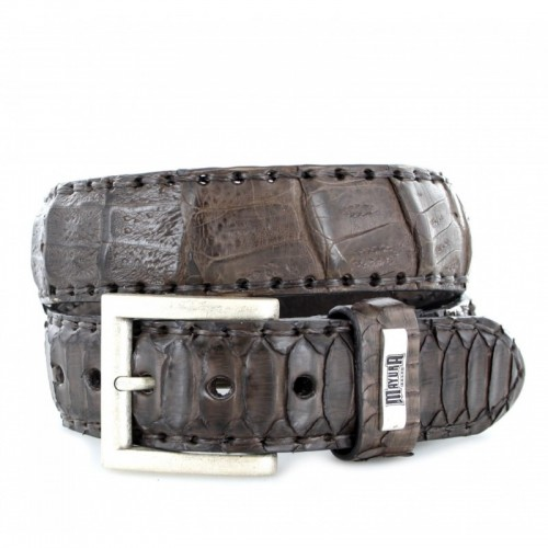 Mayura 224 Bovine Leather Belt Brown