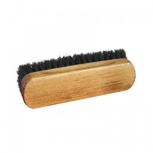 Medium Horse Hair Brush - Black