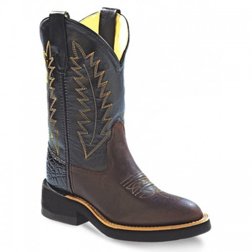 Old West - Youth Cowboy Boots - 1606Y
