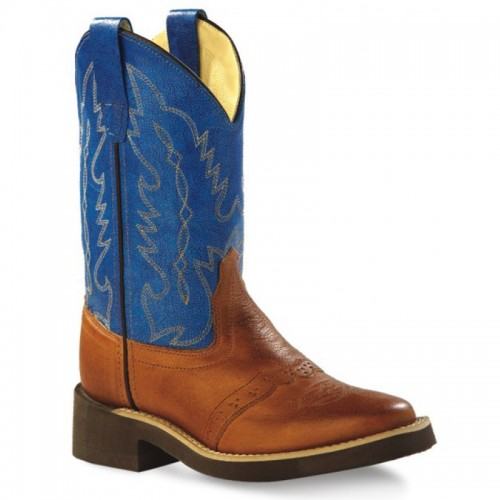 Old West - Youth Cowboy Boots - 1729Y