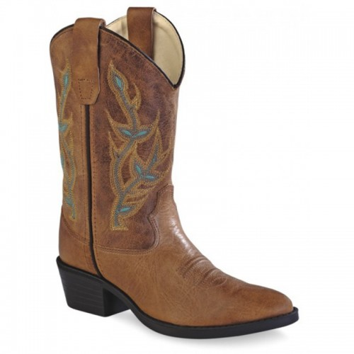 Old West - Children's Cowboy Boots - 8122