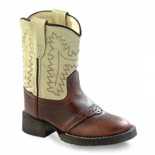 Old West - Toddler Cowboy Boots - CW2552I