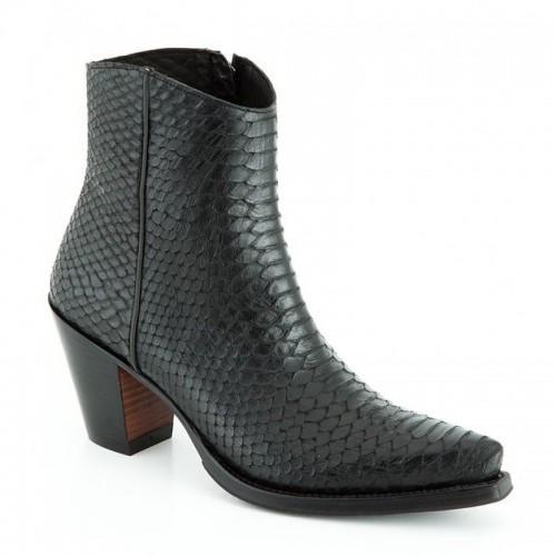 Sancho - Ladies Blackshine Boots