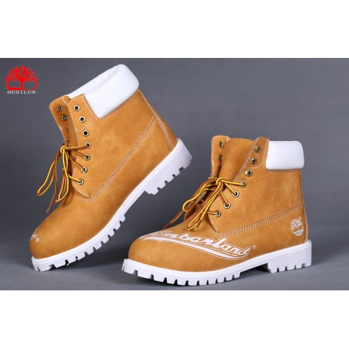 timberland classic men yellow white,original timberland boots