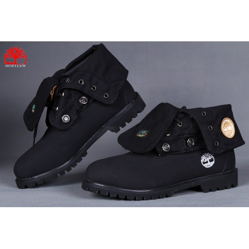 timberland roll-top men black,best timberland boots